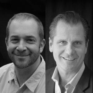 Gregg Garrett and Warren Ritchie