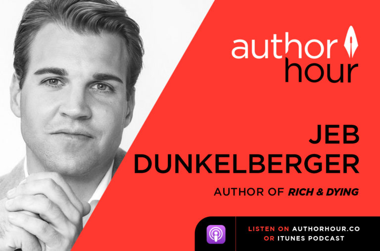 Jeb Dunkelberger on Author Hour