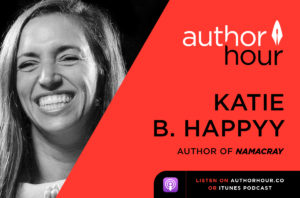 Katie B. Happyy on Author Hour